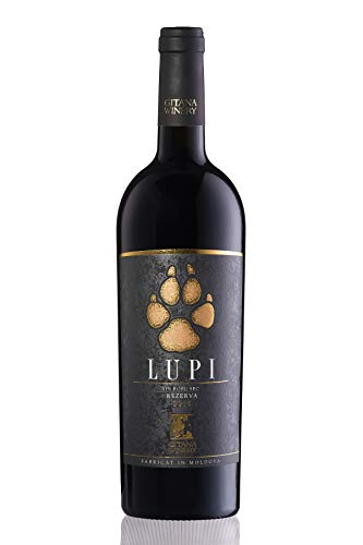 Gitana Winery | Premium Reserva Lupi – Rotwein trocken aus Moldawien 0.75 L