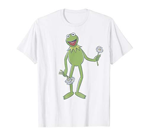 Disney The Muppets Kermit The Frog Portrait T-Shirt