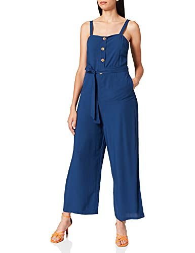 Springfield 4.2.Pc.Mono Liso Navy, Pantalones para Mujer, Multicolor (Multicolor 18), Talla única (Talla del fabricante: Medium)
