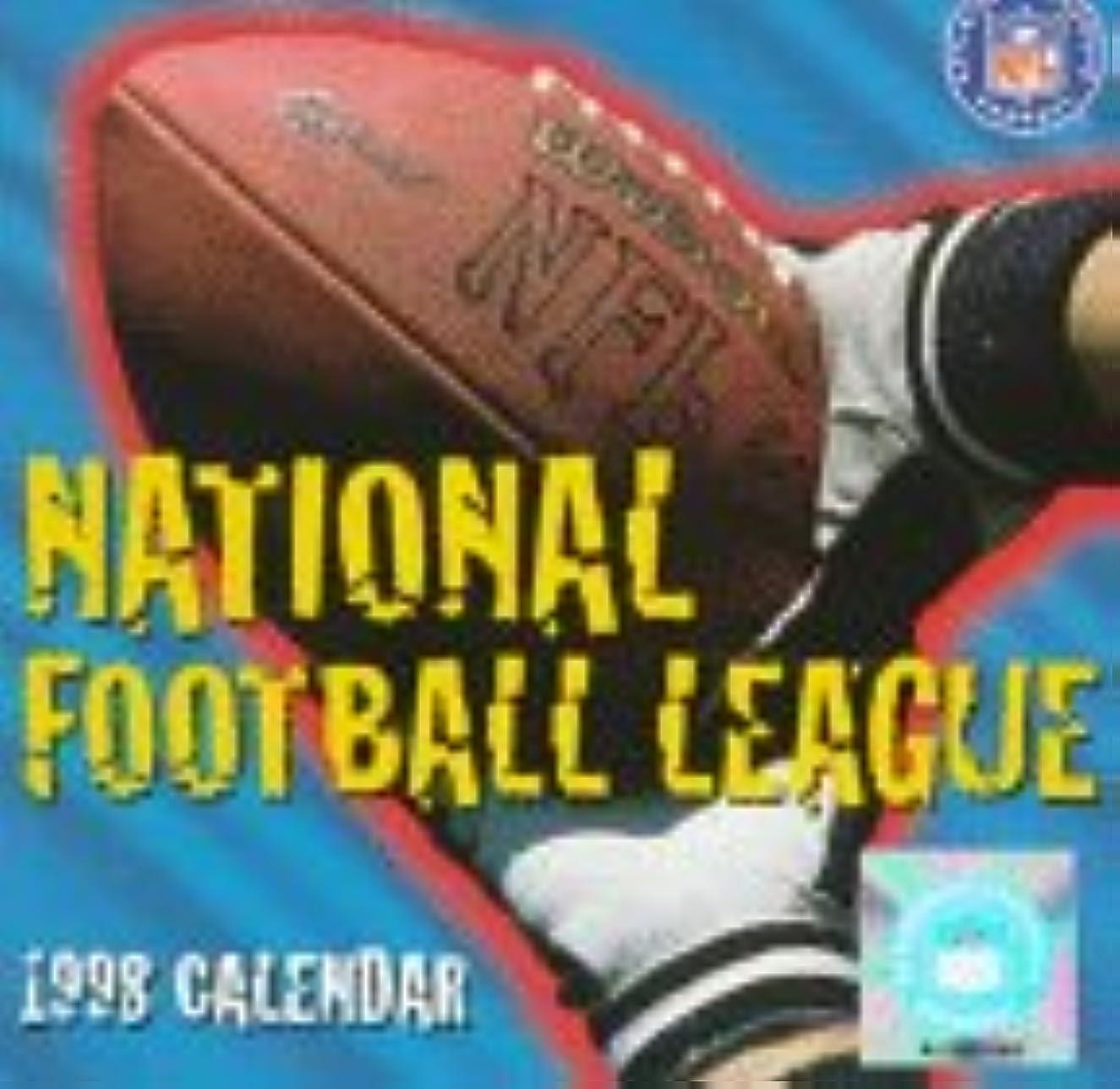 全能セッティングピアースCal 98 National Football League