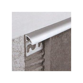 PROFILO JOLLY IN PVC PROTEGGI ANGOLO MARMORIZZATO BEIGE TABACCO mm.8x260 CM