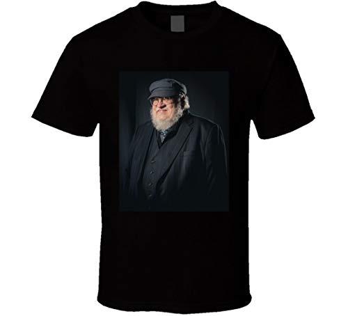 Diwang T-shirt George R.r. Martin - Noir - XX-Large