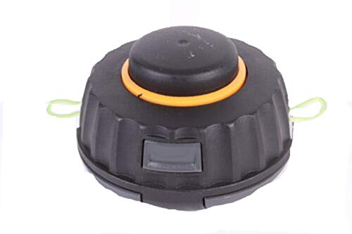 HASMX 537419214 Trimmer Head for Husqvarna,Sears Craftsman, AYP, Poulan, Poulan Pro, Weed Eater Fits Specific Husqvarna 128CD & Poulan Weed Eater PPB330, PP025 & PPB150E Models Replaces 537419205