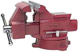 Wilton 11127 675 5-1/2-Inch Jaw Width by 5-Inch Opening Utility Workshop Vise