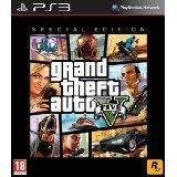 2K Grand Theft Auto V (Special Edition), PS3 Básica + DLC PlayStation 3 vídeo - Juego (PS3, PlayStation 3, Acción / Aventura, M (Maduro))
