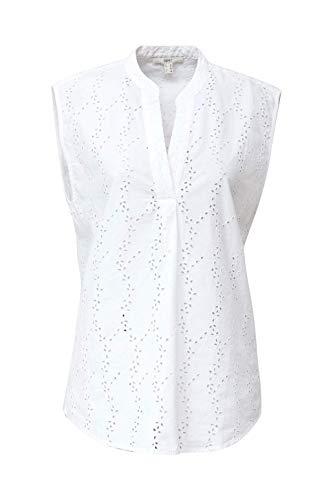 Esprit 040ee1f319 Blusas, 100/Blanco, 36 para Mujer
