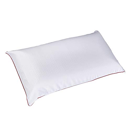 PIKOLIN – Almohada VISCO Top (Viscoelástica – Firmeza Alta/Viscoelastic Foam Pillow High Firmness) 105 cm
