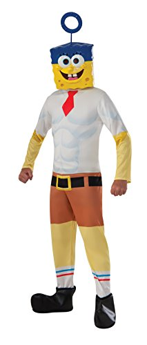 Rubie 's Kostüm Spongebob Film Kind Kostüm
