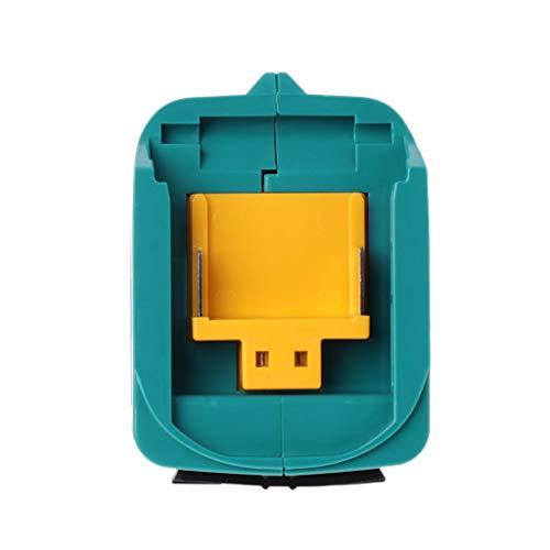 USB Ladeadapter für Makita ADP05 BL1815 BL1830 BL1840 BL1850 1415 14.8-18V