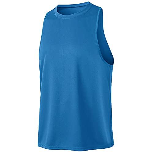 DaobaMEN Pro - Camiseta de compresión para hombre, de secado rápido, para correr, para entrenamiento, baloncesto, gimnasio