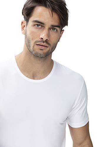 Mey Basics Serie Dry Cotton Herren Shirts 1/2 Arm Weiß 4