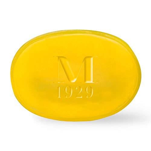 METTLER1929 Savon à la Glycérine, 100g │pour visage et corps │végan – biodégradable – sans SLS – sans parabènes – fabrication Suisse