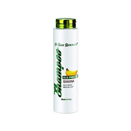 Iv San Bernard 020360 Trad Plus Shampoo Banana SLS Free 1000 ml
