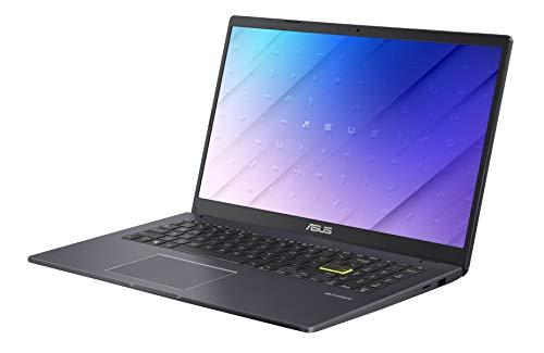 ASUS ノートパソコン E510MA(インテル Celeron N4020/8GB・128GB/15.6インチ/1,920×1,080/Webカメラ/WPS Office Standard Edition /スターブラックメタル)日本正規代理店品あんしん保証E510MA-EJ228T