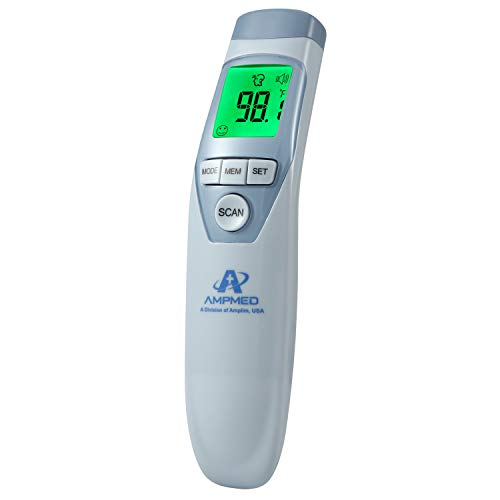 Amplim Hospital Medical Grade Non Contact Forehead Thermometer Now $22.87 (Was $59.97)