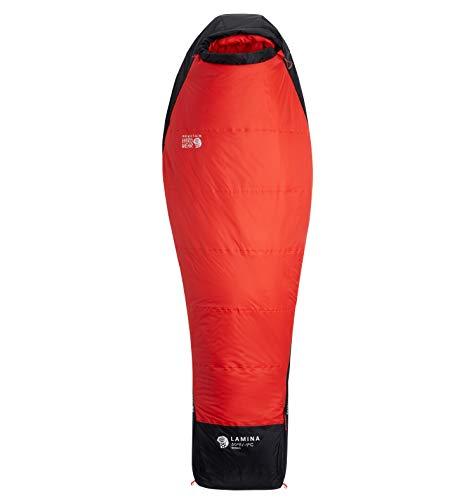 Mountain Hardwear Lamina Sleeping Bag -1°C Regular Damen Poppy red Ausführung Right Zipper 2020 Schlafsack