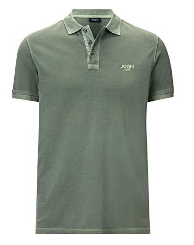 Joop! Herren Poloshirt Ambrosio - Modern Fit, Größe:S, Farbe:Grün (334)
