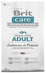 Brit Care Grain-Free Adult Salmon & Potato Comida para Perros - 1000 gr