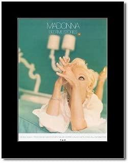 Music Ad World Madonna - Bedtime Stories Mini Poster - 28.5x21cm