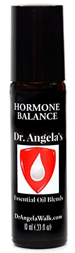 Dr. Angela Walk Hormone Balance Essential Oil Blend | Therapeutic Grade | Hot Flashes, Night Sweats,...