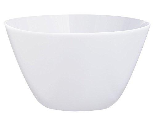 Dajar Schale Zelie 18 cm Arcoroc, Glas, Weiß