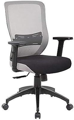 Amazon.com: Boss Office Products B6105 Budget Mesh Task