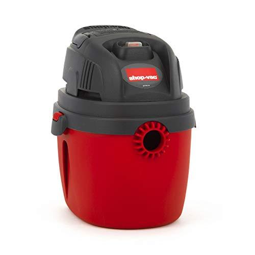 Shop-Vac Aspiradora Portatil 1.5 GAL 2.0 HP 120v con Accesorios Red