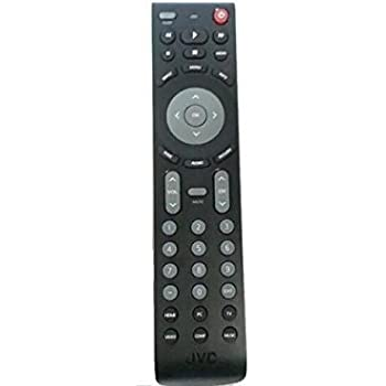 Hotsmtbang Replacement Remote Control with QWERTY Keyboard for JVC SP55M-C SP50M-C SL42B-C SL47B-C BlackSapphire LED HDTV TV