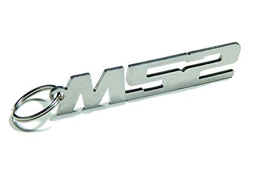 'Portachiavi a forma di 'M52Z3E36–Acciaio Inox Di Alta Qualità