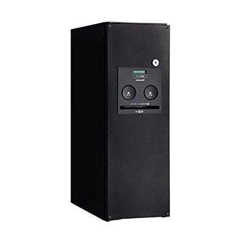 パナソニック(Panasonic) 戸建住宅用宅配ボックス COMBO スリムタイプ FF(前出し) 左開き 鋳鉄ブラック CTNR4010LTB