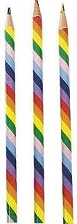 Dozen Wooden Rainbow Pencils