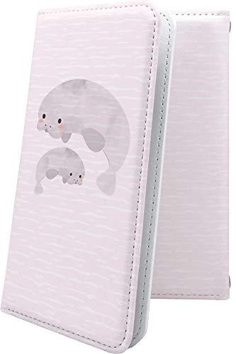 スマートフォンケース・GRANBEAT DP-CMX1(B)・互換 ケース 手帳型 アザラシ イルカ 動物 動物柄 アニマル どうぶつ グランビート オンキョー オンキョウ 手帳型スマートフォンケース・ハワイアン ハワイ 夏 海 dpcmx1 dp-cmx1 cmx1 水族館 シーパラダイス [Ajg16233bfG]