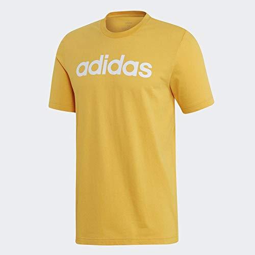 adidas Herren E Lin Tee Unterhemd, Oroact, S