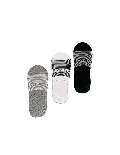 Pepe Jeans Pack 3 Damen Socken Audrey mehrfarbig, Mehrfarbig 37