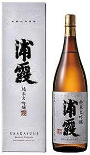 浦霞 純米大吟醸 1.8L [瓶] [岡永/浦霞醸造/宮城県]※送料無料