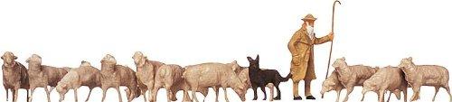 FALLER 154001 - Schaefer, Hunde, Schafe