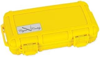 Cigar Caddy 3400-YEL Humidor