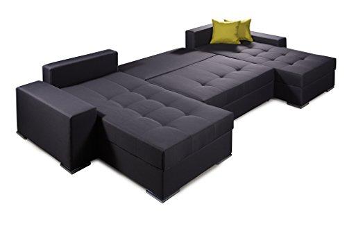 Ecksofa Couch –  günstig Collection AB Jockey  Stoff Bild 3*