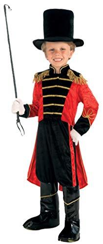Forum Circus Ring Master Kind Kostüm, Large/12–14