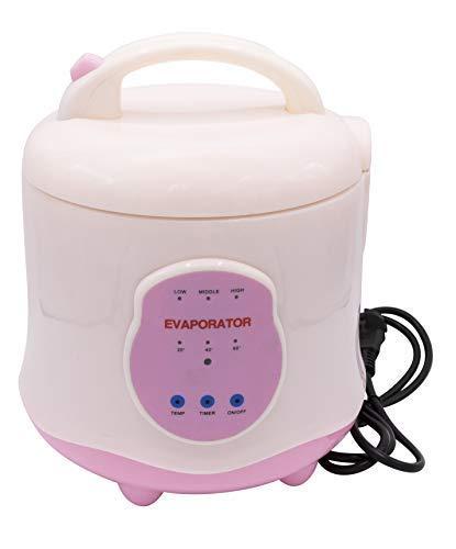 1,5L pers/önliches therapeutisches Saunazelt zur Gewichtsreduktion EU Hongzer Sauna-Dampfgarer tragbares Dampfsauna-Heim-Spa Entgiftung zu Hause mit Fernbedienung