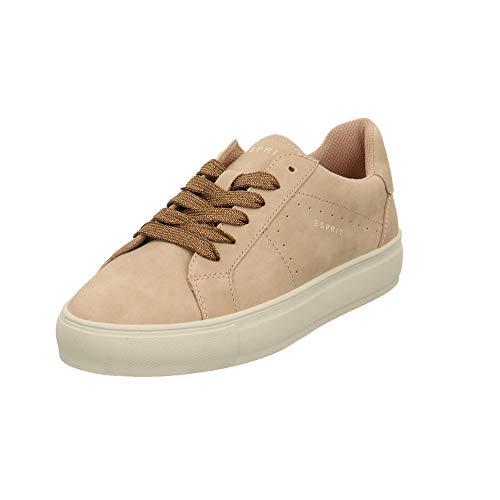 ESPRIT Damen Sneaker Colette Lu Sneaker 128EK1W002/685 rosa 754886