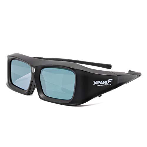 XPAND X103EDUX3-R1 DLP Link 3D Active Glasses,Black