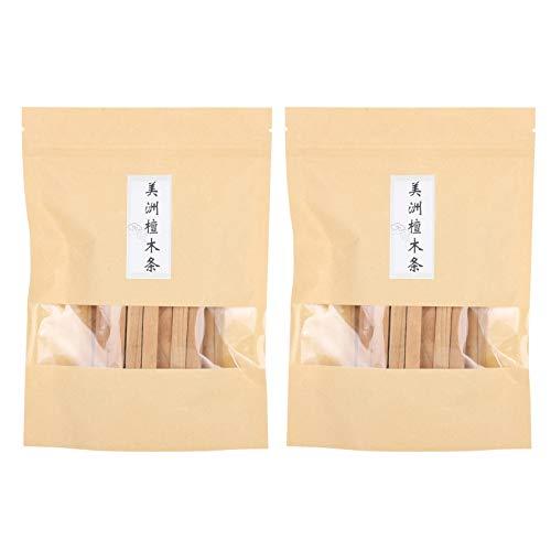Insense Burn - Juego de varillas de incienso (aroma a sándalo, varillas de incienso Hol Moiston, gran cantidad para ceremonias del té (American Sandalwood Strips, azul)