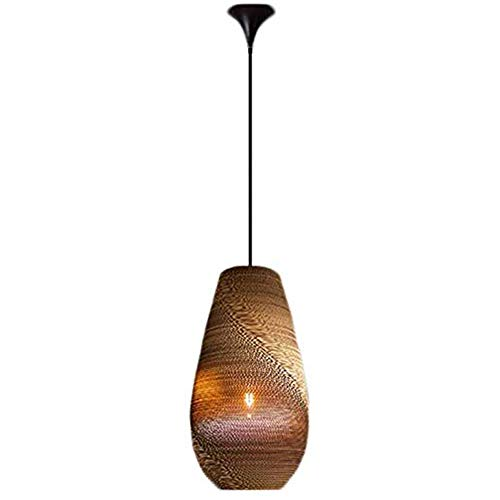 CLX Opvouwbare basis gang deken Malai Bali handgemaakt katoen papier hanglampen in materialen natuur bal
