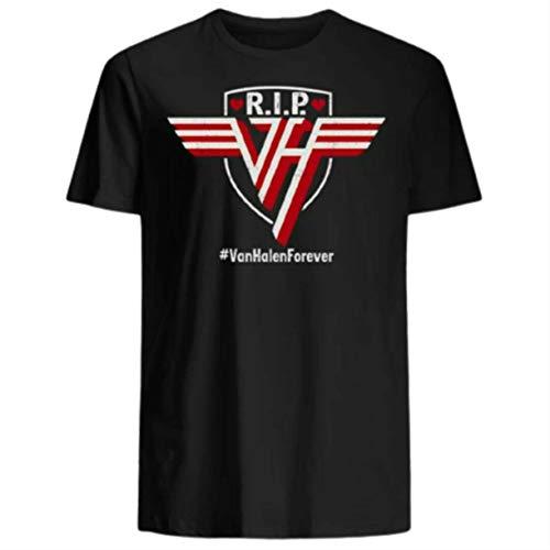 R.I.P Eddie Van Halen T Shirt with hashtag, S to 3XL