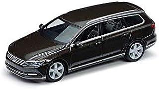 Volkswagen 3G9099301B8R Originele modelauto 0.1020833333333333 VW Passat Variant zwart eiken bruin metallic zwart 3G909930...