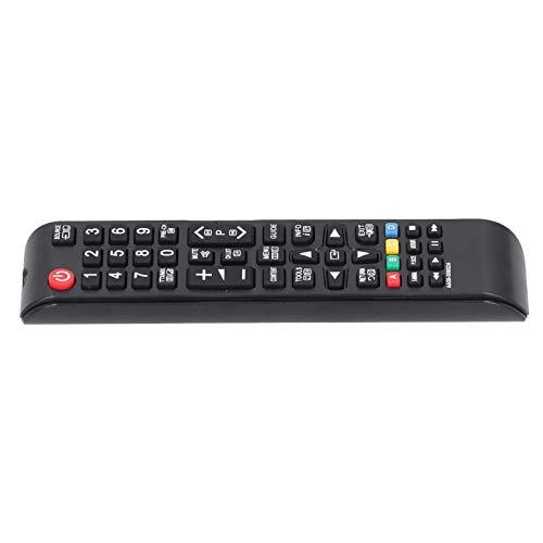 Socobeta Control remoto Smart TV, 10m /33ft, control remoto, control remoto de televisión, para Samsung AA59‑00741A AA59‑00496A LCD LED TV