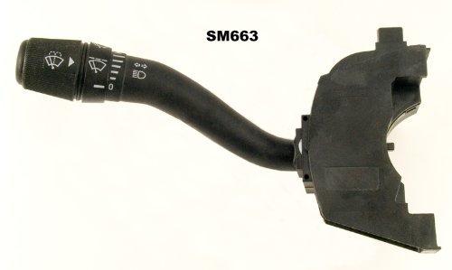 Shee-Mar SM663 Turn Signal - Wiper/Washer - Hi/Low Beam - Multifunction Switch