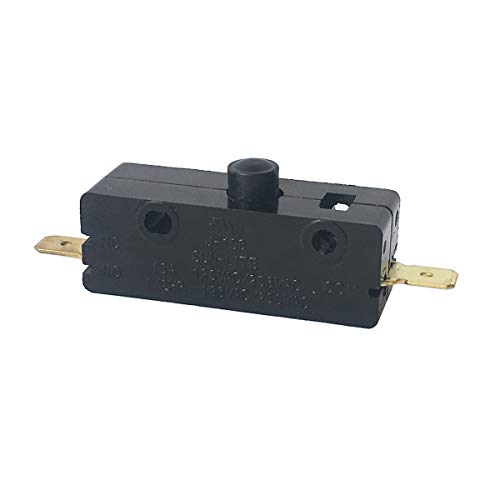 LONYE WD21X10261 Interlock Switch Replacement for GE Hotpoint Dryer & Dishwasher J-108 WD21X0557 WD21X557 1263984 AP3994765 PS1481922