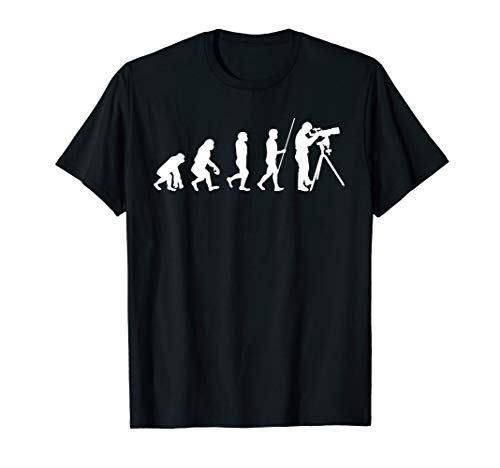 Astronomer Evolution T-Shirt Funny astronomy Cool Gift